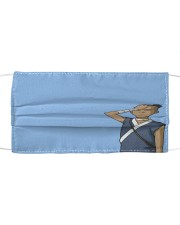 Exclusive Edition Sokka Cloth face mask front