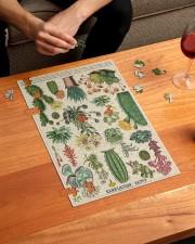 Cacti and Succulents Puzzle 250 Piece Puzzle (vertical) aos-jigsaw-puzzle-250-pieces-vertical-lifestyle-front-01