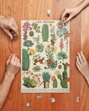 Cacti and Succulents Puzzle 250 Piece Puzzle (vertical) aos-jigsaw-puzzle-250-pieces-vertical-lifestyle-front-06