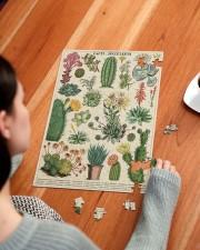 Cacti and Succulents Puzzle 250 Piece Puzzle (vertical) aos-jigsaw-puzzle-250-pieces-vertical-lifestyle-front-13