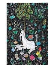 Reading Unicorn 250 Piece Puzzle (vertical) front