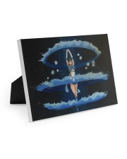sailor moon 10x8 Easel-Back Gallery Wrapped Canvas front