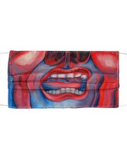 Court of the crimson king Cloth face mask front