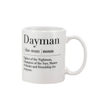 Dayman - Fighter of the Nightman Mug front