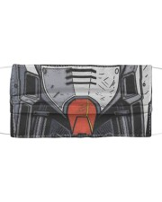 Robot Cloth face mask front