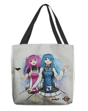AMDx Anime All-over Tote back