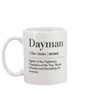 Fighter of the Nightman Mug back
