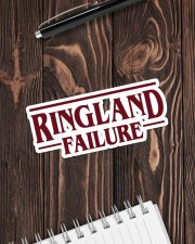 Ringlanf Failure Sticker - Single (Horizontal) aos-sticker-single-horizontal-lifestyle-front-05