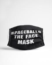 Spaceballs the face mask Cloth face mask aos-face-mask-lifestyle-22