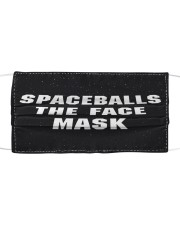 Spaceballs the face mask Cloth face mask front
