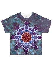 Space All-over T-Shirt front