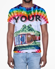 Your pad All-over T-Shirt aos-all-over-T-shirt-lifestyle-front-02