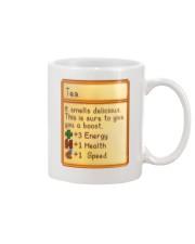 Tea it smells delicious  Mug front