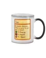 Tea it smells delicious  Color Changing Mug thumbnail