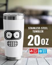 Exclusive Edition Futurama 20oz Tumbler aos-20oz-tumbler-lifestyle-front-34