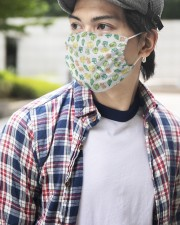 Exclusive Edition M0055 2 Layer Face Mask - Single aos-face-mask-2-layers-lifestyle-front-13