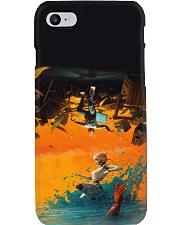 Logic ends Phone Case i-phone-8-case