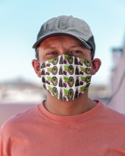 Bears Battlestar Galactica Beets Cloth face mask aos-face-mask-lifestyle-06