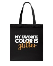 My favorite color Tote Bag front
