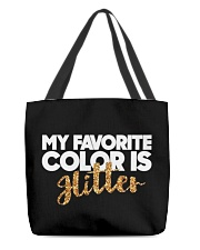 My favorite color All-over Tote thumbnail