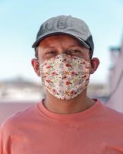Eat a bag of dicks Cloth face mask aos-face-mask-lifestyle-06
