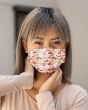 Eat a bag of dicks Cloth face mask aos-face-mask-lifestyle-18