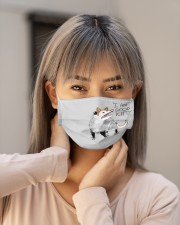 I am good kitty  Cloth face mask aos-face-mask-lifestyle-18
