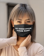 IT-GOES-OVER-YOUR-NOSE Cloth face mask aos-face-mask-lifestyle-18