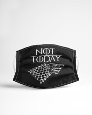 Not-Today Cloth face mask aos-face-mask-lifestyle-22
