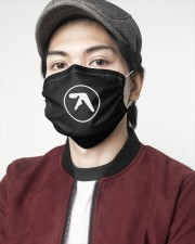 Exclusive Edition 2 Layer Face Mask - Single aos-face-mask-2-layers-lifestyle-front-08