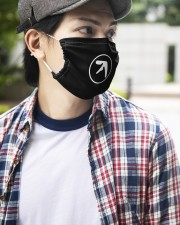Exclusive Edition 2 Layer Face Mask - Single aos-face-mask-2-layers-lifestyle-front-12