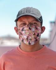 Chihuahua Cloth face mask aos-face-mask-lifestyle-06