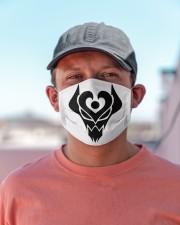 Edens-Zero-Symbol Cloth face mask aos-face-mask-lifestyle-06