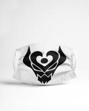 Edens-Zero-Symbol Cloth face mask aos-face-mask-lifestyle-22