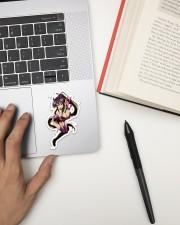 Akeno Himejima High School DxD Sticker Sticker - Single (Vertical) aos-sticker-single-vertical-lifestyle-front-12