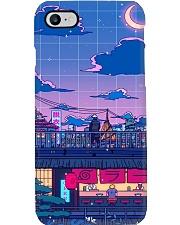 Konohagakure Phone Case i-phone-8-case