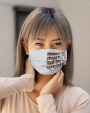 MOTHER SHOULD I Cloth face mask aos-face-mask-lifestyle-18
