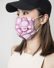 Onion lover 3 Layer Face Mask - Single aos-face-mask-3-layers-lifestyle-front-06
