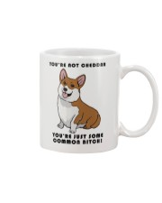 You are not cheddar Mug front