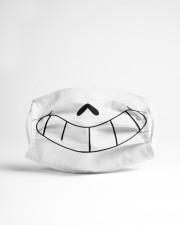 Undertale Sans Cloth face mask aos-face-mask-lifestyle-22