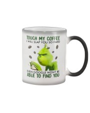 Touch my coffee Color Changing Mug thumbnail