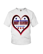 I LOVE ANDY BESHEAR Youth T-Shirt tile