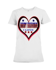 I LOVE ANDY BESHEAR Premium Fit Ladies Tee thumbnail