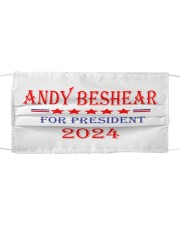 ANDY BESHEAR FOR PRESIDENT Cloth face mask thumbnail
