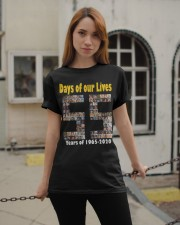 days of our lives Classic T-Shirt apparel-classic-tshirt-lifestyle-19