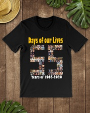 days of our lives Classic T-Shirt lifestyle-mens-crewneck-front-18