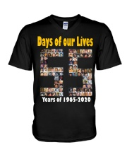 days of our lives V-Neck T-Shirt thumbnail