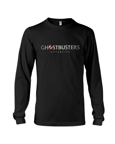 Official Ghostbusters Afterlife T Shirt