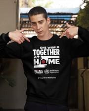 Toghther At Home Crewneck Sweatshirt apparel-crewneck-sweatshirt-lifestyle-04