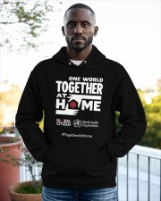 Toghther At Home Hooded Sweatshirt apparel-hooded-sweatshirt-lifestyle-front-20